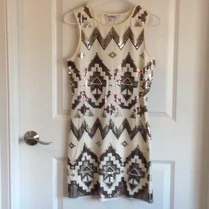 Stretchy bodycon dress - Express size M